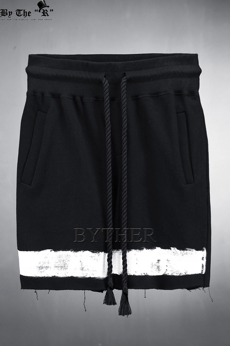 ByTheR Custom Under Painting Shorts