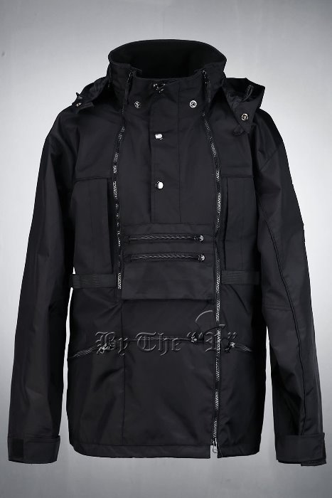 Techwear Sporty Parka