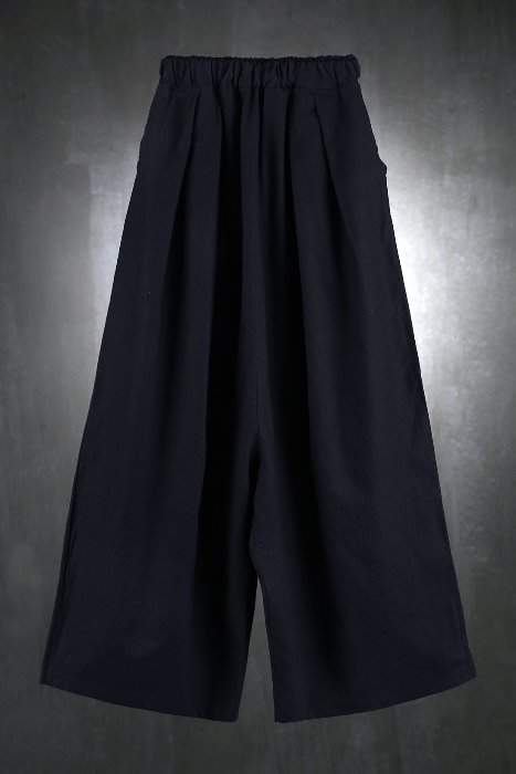 Oversized Wide Waistband Slacks