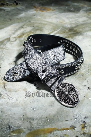 ByTheR Snake Cross Belt