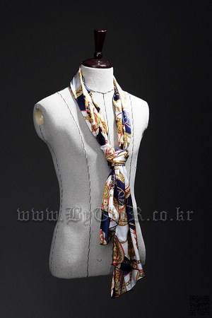 ByTheR Lux Satin Scarf