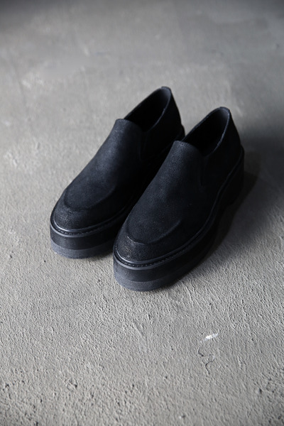 Dark Coating Clipper Shoes