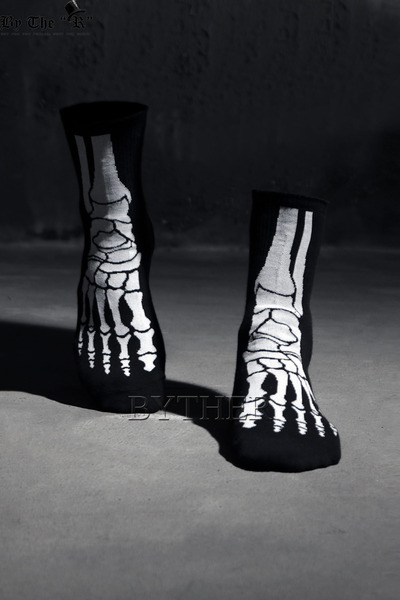ByTheR Skeleton Socks