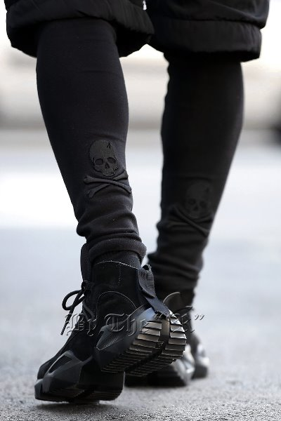 ByTheR Skull leggings