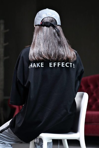 Shake Lettering Scotch Reflective T-shirt