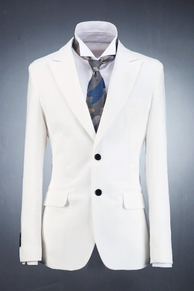 Peaked Lapel Classic two button Suit