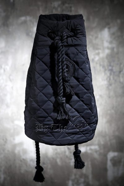 ByTheR Skull Logo Quilted Holdall