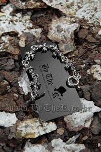ByTheR Gothic Cross Bracelet